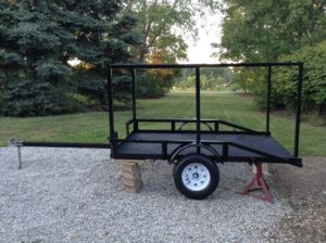 Trailer- Painted frame
