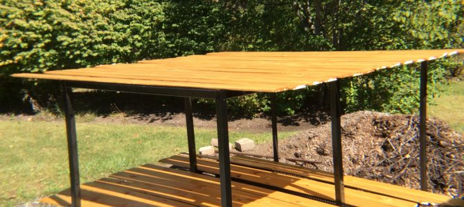 Camping Trailer Project- Prepping the Siding