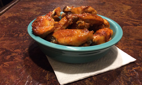 Quick and Easy Oven Baked Hot Wings